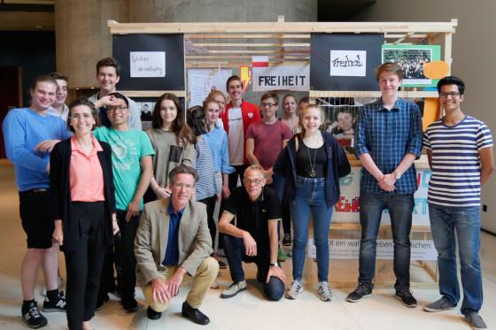 Katholische Liebfrauen Schule Berlin in der Konrad-Adenauer-Stiftung