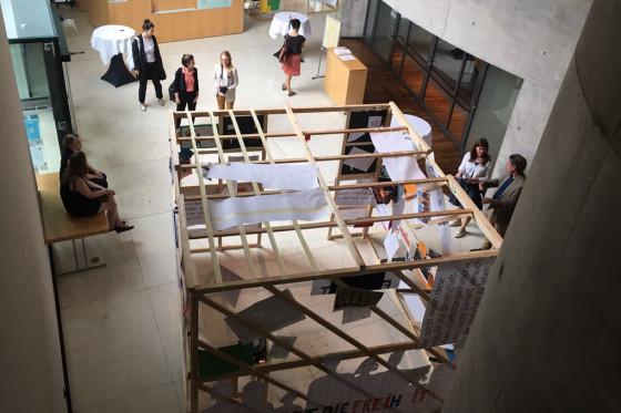 Ausstellung in der Konrad-Adenauer-Stiftung Berlin