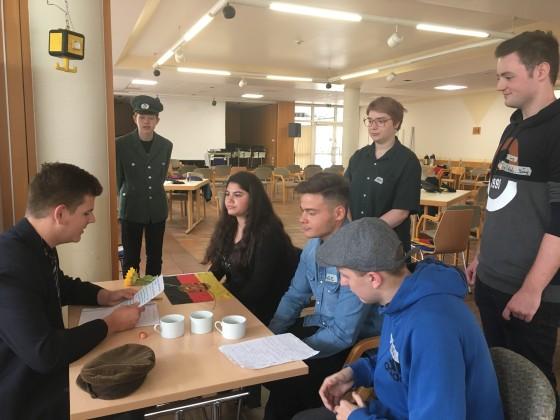 Holz Kamp Schule Witten
